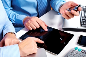 Mobile technology is becoming a huge part of day-to-day workflow.