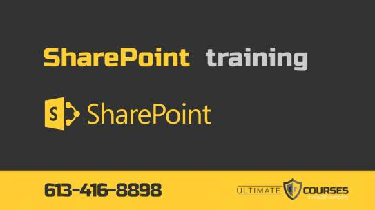Importance of Microsoft SharePoint  Training